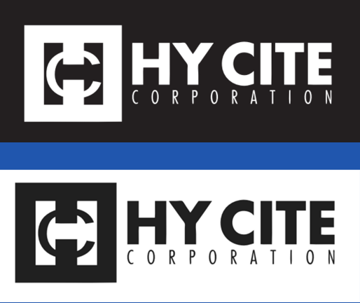 HYCITE logo inversion