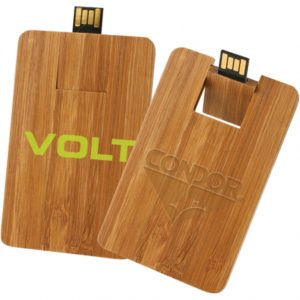 04 - Sevilla USB Memory Drive Wood