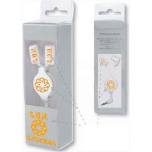 06 - Retractable Ear Buds
