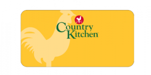 Country Kitchen Nametag