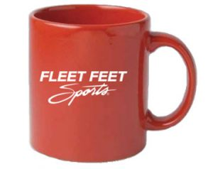 personalized mug fleet feet