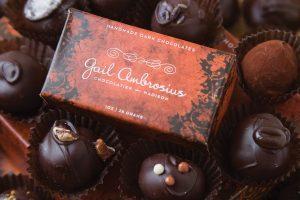 Gail Ambrosius Chocolatier Boxes
